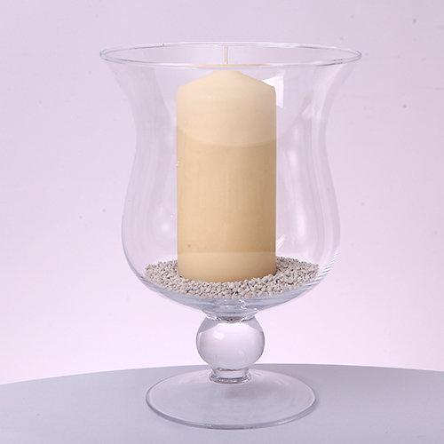 Vāze svecēm 25 cm