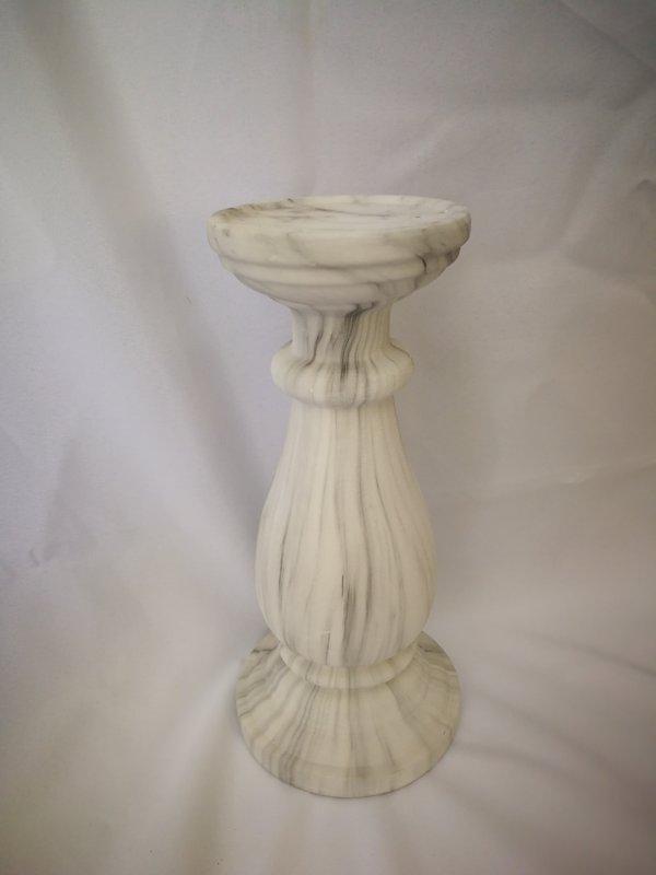 Porcelāna svečturis 30cm