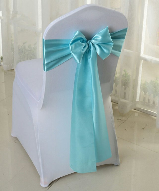 Krēsla lenta, tiffany blue