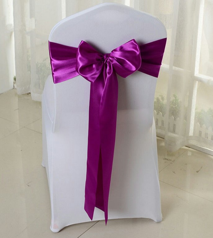 Krēsla lenta, violets