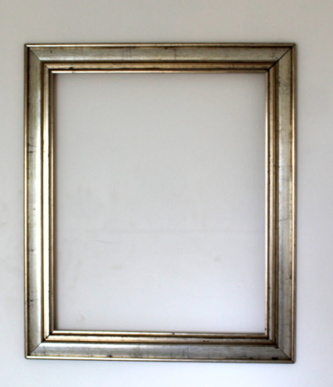 Zelta krāsas rāmis 89 cm x 65 cm