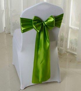 Krēsla lenta, ābolu zaļa